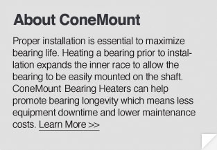 About Cone Mounter